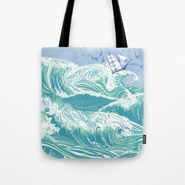 Sea Fever Tote Bag