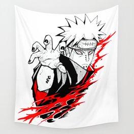 Pain Ninja Wall Tapestry