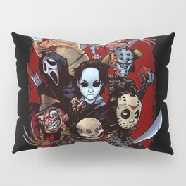 Horror Guice Pillow Sham