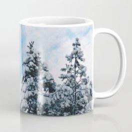 Snowy Coffee Mug