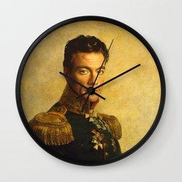 Jean Claude Van Damme - replaceface Wall Clock