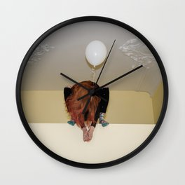 Hotels Tend to Lead People to Do Things They Wouldn't Necessarily do at Home Wall Clock