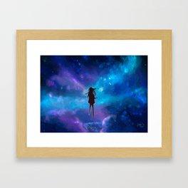 The Universal Framed Art Print