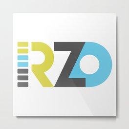 RZO Metal Print