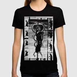 Cat Cremation Creation Creature T-shirt
