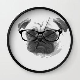 Pugster Wall Clock