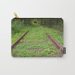 Forgotten Railway Carry-All Pouch