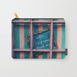 Out of Scones Carry-All Pouch