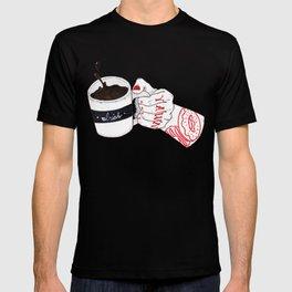 Death b4 Decaf T-shirt