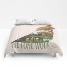 The Lone Wolf Comforters
