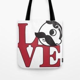 Love Natty Boh Tote Bag