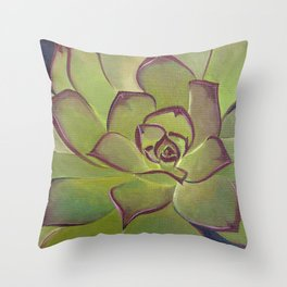 Limelight Throw Pillow