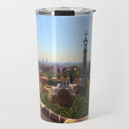 Gaudí Travel Mug