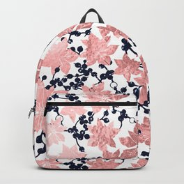Plants pattern Backpack