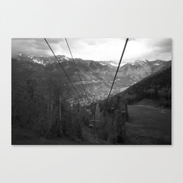 Overview. Canvas Print