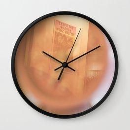 Time Warp Wall Clock
