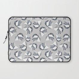 Black Gemstone Laptop Sleeve