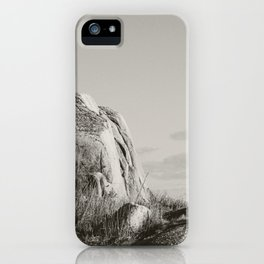 Peggy's Cove (No Ocean) iPhone Case