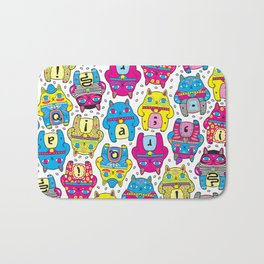 CatCat For Ever Bath Mat