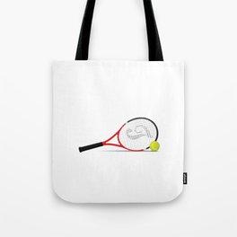 1% Talent 99% Work Tennis Sports T-shirt Tote Bag