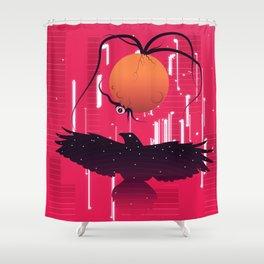 Cosmic Horror Shower Curtain