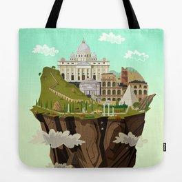 Eternal City Tote Bag