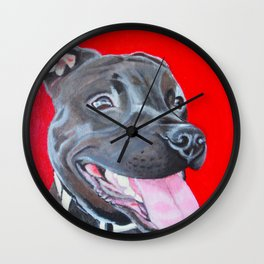 Darling Bear Wall Clock