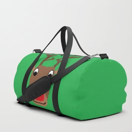 Rudolph the red nosed reindeer Duffle Bag