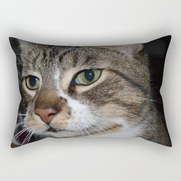 Beautiful Cat Rectangular Pillow