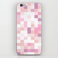Matisse Map Blush iPhone Skin