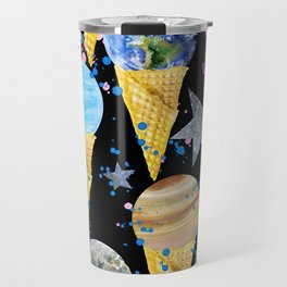 Univers with Planet of the solar system. Travel Mug