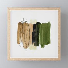 minimalism 6 Framed Mini Art Print
