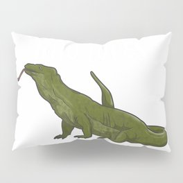 Just A Boy Who Loves Komodo Dragons Animal Gift T-Shirt Pillow Sham