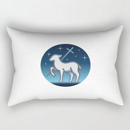 Lamb of God Rectangular Pillow