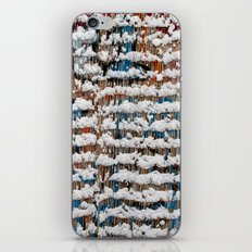 snow iPhone & iPod Skin