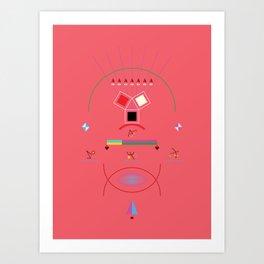 disclosure Art Print