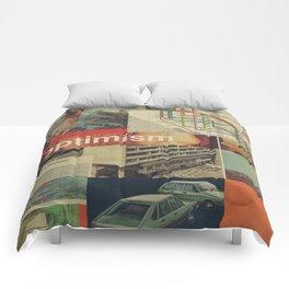 Optimism178 Comforters