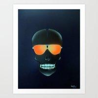"""""""See No Evil"""" Art Print"""