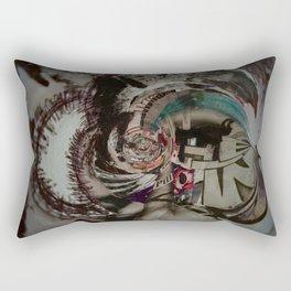 Brooklyn Walls Rectangular Pillow