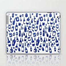 Blue Bottles Laptop & iPad Skin
