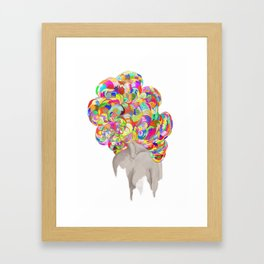 Who Are We Really?, 2012 Framed Art Print