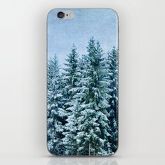 xmas trees iPhone & iPod Skin
