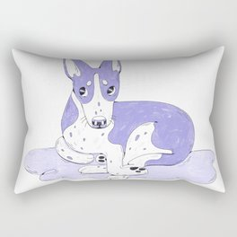 Compact Rectangular Pillow