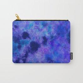 Lapis DyeBlot Carry-All Pouch