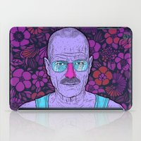 cook iPad Cases featuring Cook (fiolet) by Lime