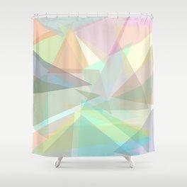 Facette Shower Curtain