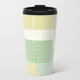 Beautiful Patch 7 Metal Travel Mug