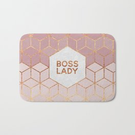 Boss Lady / 2 Bath Mat