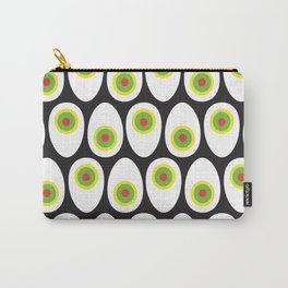 Egg & Olive Carry-All Pouch