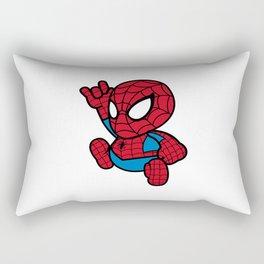 Cute Spider Rectangular Pillow